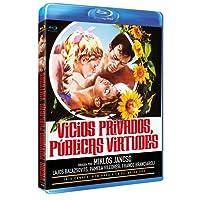Vicios privados, públicas virtudes [Blu-ray]