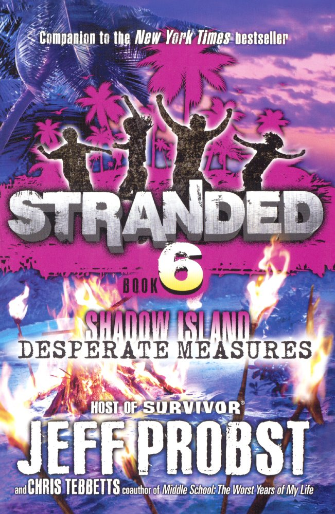 Download Desperate Measures (Turtleback School & Library Binding Edition) (Stranded: Shadow Island) ebook