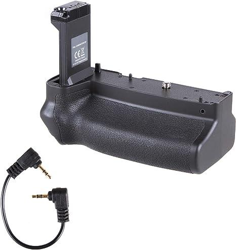 Fotga - Empuñadura de batería Vertical para cámara réflex Digital ...