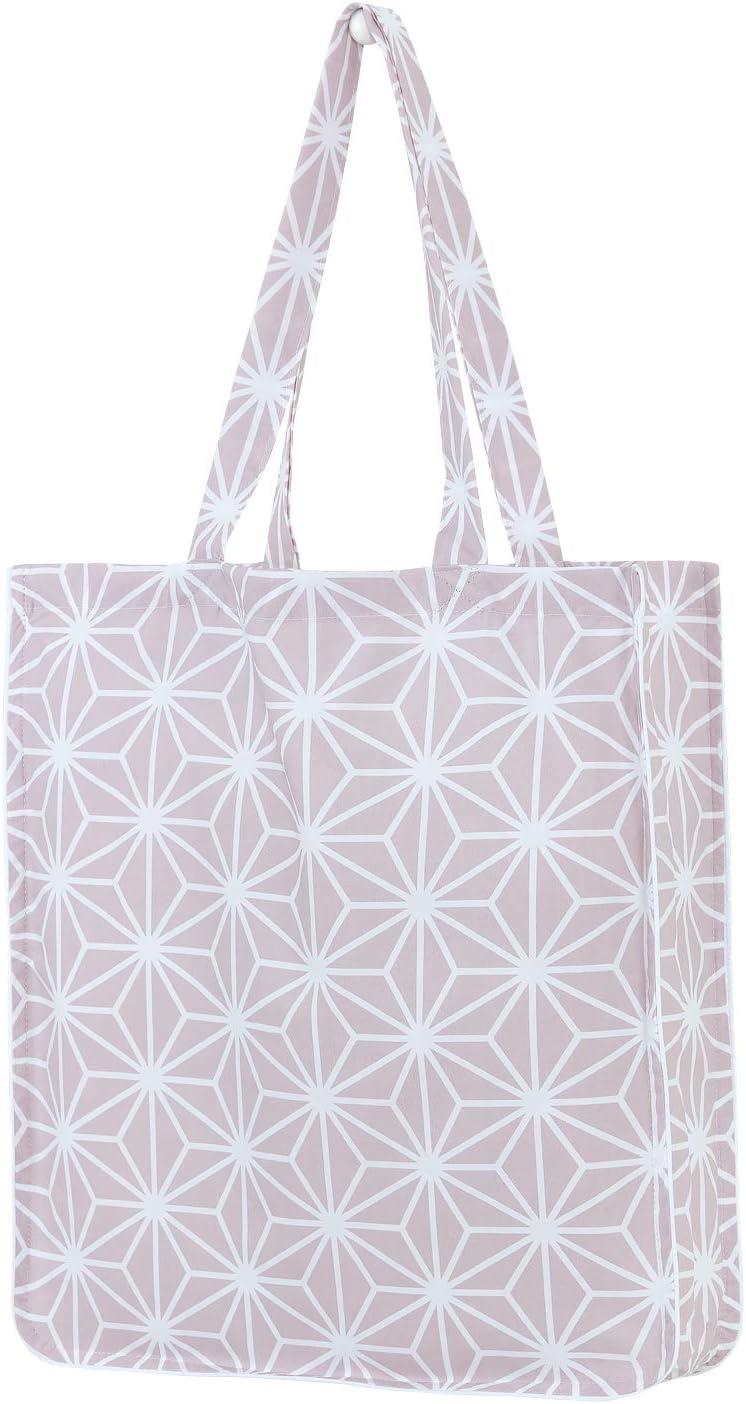 KraftKids - Bolsa de la compra, diseño de diamantes blancos sobre ...