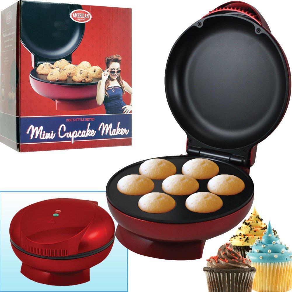 Amazoncom American Originals Mini Cupcake Maker Muffin Pans
