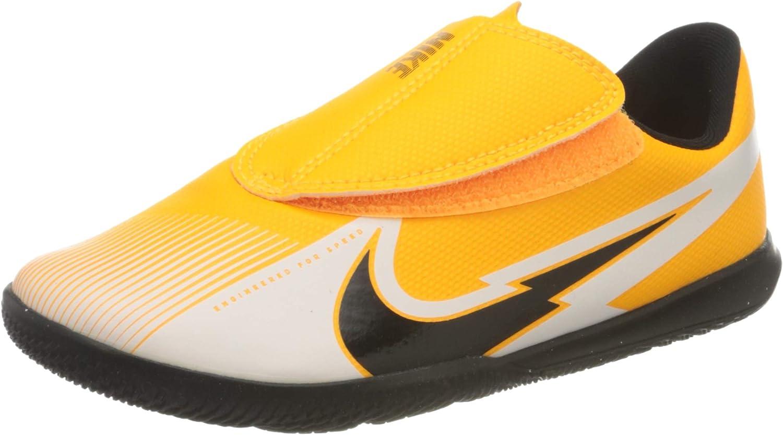 NIKE Jr. Vapor 13 Club IC PS (V), Football Shoe Unisex niños