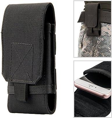 Cvlife – Molle táctico Smartphone bolsa Militar 1000d nailon ...