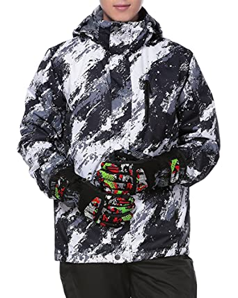 Amazon.com  TUONROAD Ski Jacket 98064107d