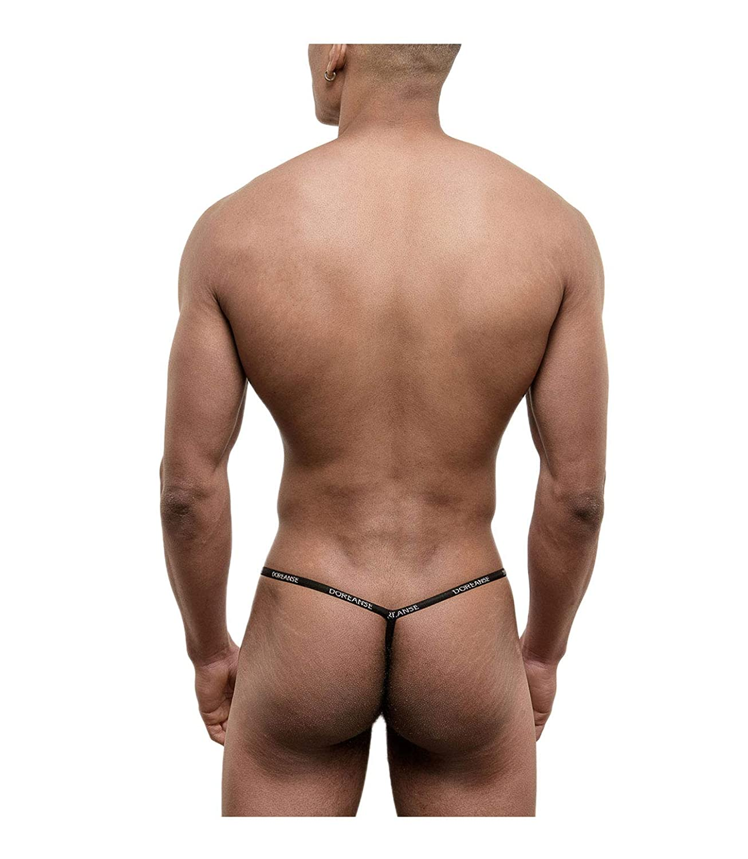 Doreanse G-String Herren String Tanga Micro-Modal Soft Unterw/äsche Mens Thong