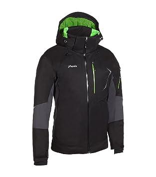 Phenix Hombre Duke Jacket Chaqueta de esquí, Invierno, Hombre, Color Negro, tamaño 48: Amazon.es: Deportes y aire libre