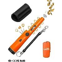 X-Lounger Metalldetektor Pinpoint Pinzeiger mit LED-licht/360 Rundum-Ortung/Wasserdicht