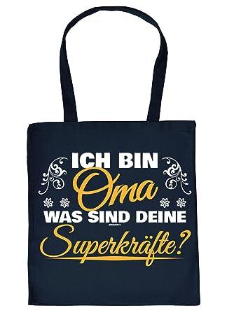 taschen sprüche Stoffbeutel/Tasche/Sprüche Tasche Thema Familie/Oma: Ich bin Oma  taschen sprüche
