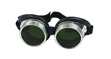 Gafas de protección para soldar Anillo de Rosca con lederwülsten – DIN Filtro Nivel 14