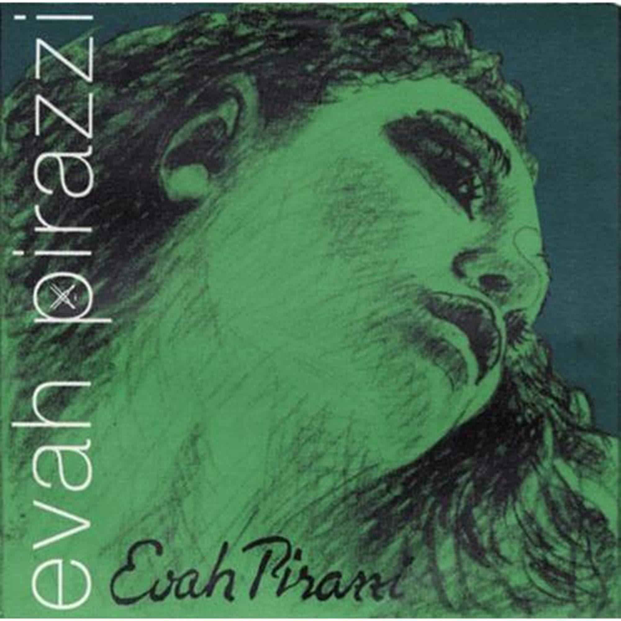 Pirastro Evah Pirazzi 4/4 Violin String Set - Medium Gauge - Steel Loop-End E