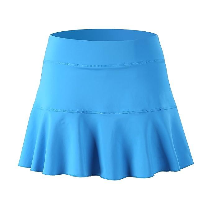 Falda de tennis azul clarohttps://amzn.to/2Gm4HkB