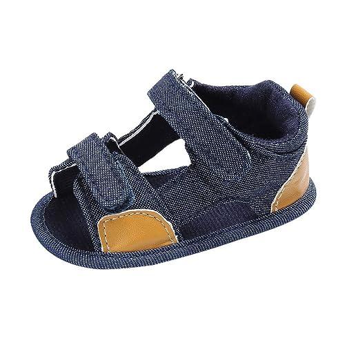 e31d72cbe6f66 Logobeing Zapato Verano Niño Bebe Sandalias Suela Blanda Zapatos de Lona  Zapatos del Niño Scrub Primeros