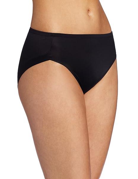 87f914b7a9d7 Warners Women's No Wedgies No Worries Hi Cut Brief Panty: Amazon.ca:  Clothing & Accessories