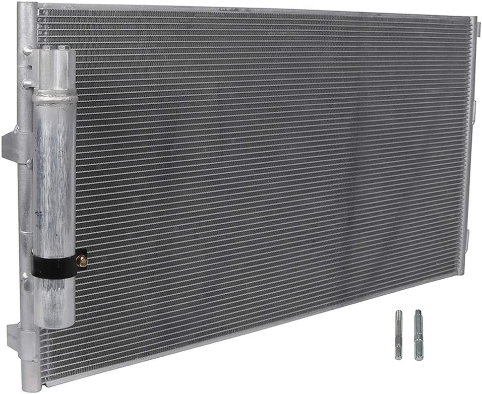 Aintier AC Condenser Coolant Overflow Water Tank Replace 4620 Fit for 2018 Ford Focus 2015 2016 2017 2018 Ford Mustang