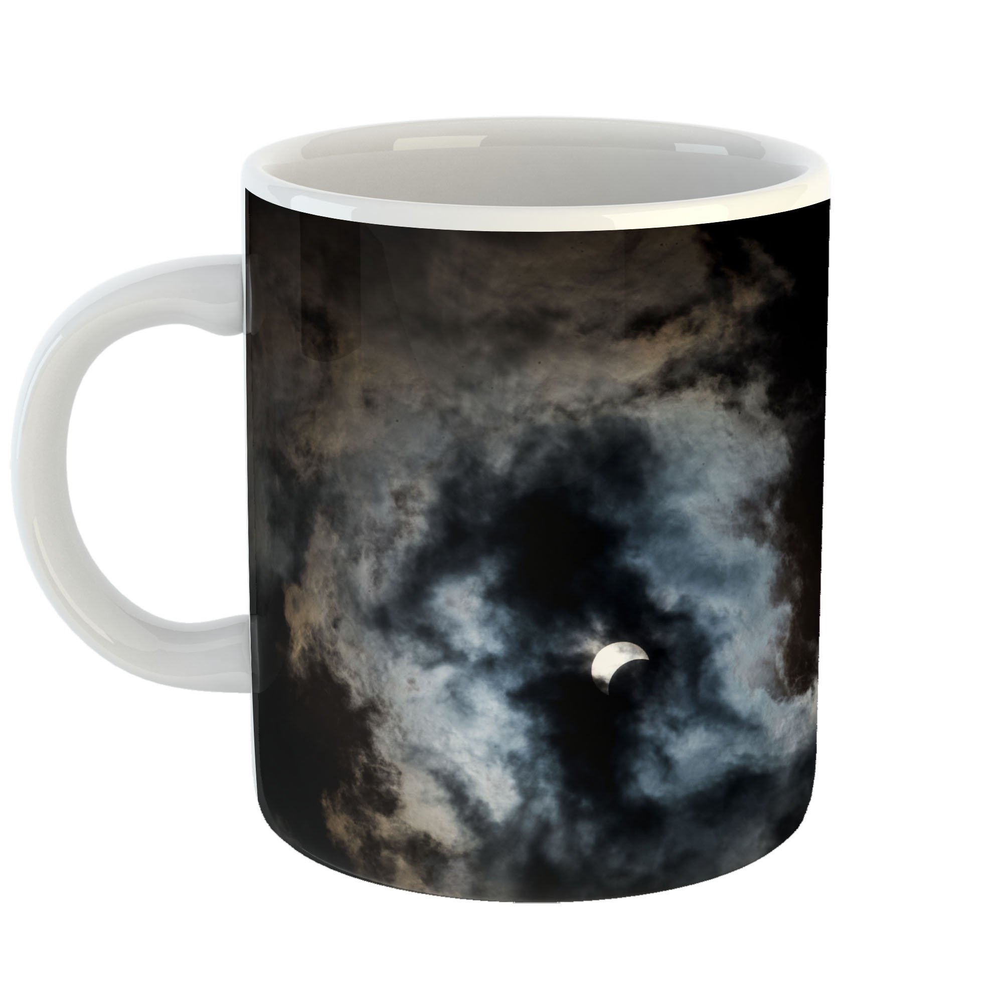 Westlake Art - Solar Clouds - 11oz Coffee Cup Mug - Modern Picture Photography Artwork Home Office Birthday Gift - 11 Ounce (4D40-F4439)