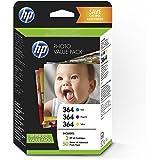 HP T9D88EE Cartuccia d'Inchiostro adatto per OJ, Multi-pack (Giallo, Magenta, Ciano)