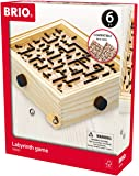 BRIO 34000 Labyrinth Game   A Classic Favorite for Kids Age 6 and Up with Over 3 Million Sold