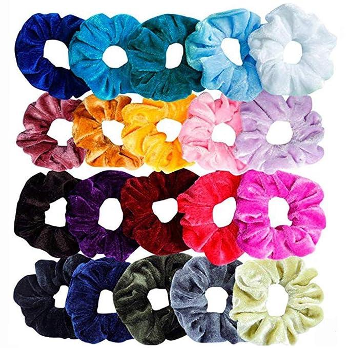 Dragonfly Set of 3 Scrunchie//Scrunchies for Hair//Summer hair srcunchie