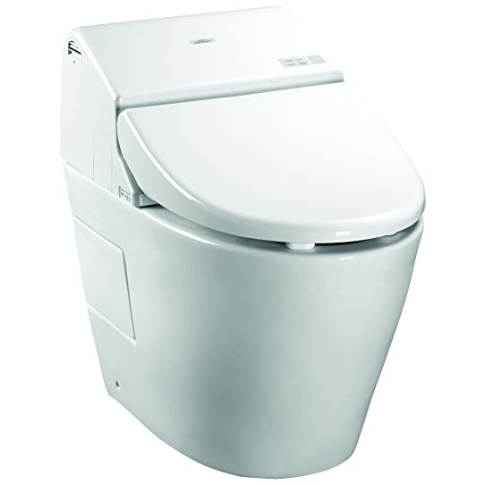 Toto MS982CUMG#01 Neorest 550H with Ewater Plus Disinfection ...