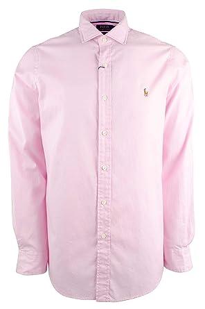 0c8d2c959 Polo Ralph Lauren Men s Luxury Oxford Shirt at Amazon Men s Clothing ...