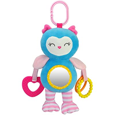 Carter's Owl Activity Toy : Baby