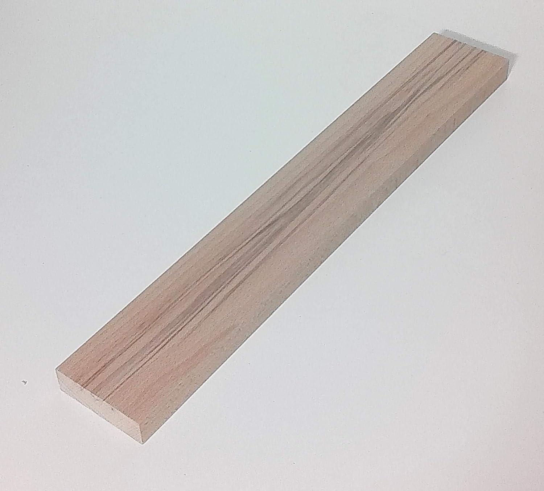 23x40x100mm lang. Sonderma/ße 40mm breit 1 St/ück 23mm starke Holzleisten Kanth/ölzer Kernbuche massiv