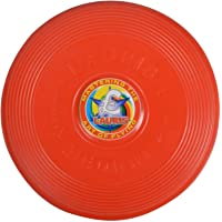 Lauris Frisbee (Red) Unbreakable Made up of Soft and Flexible Material