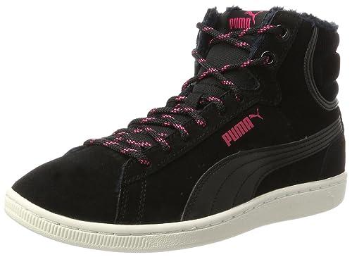 75c41fc63d71e6 Puma Women s Vikky Mid Corduroy Hi-Top Trainers  Amazon.co.uk  Shoes ...