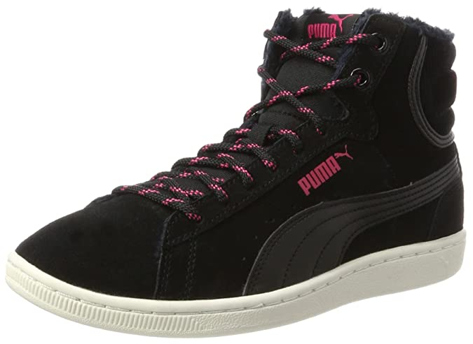 PUMA Sneaker Donna Vikky Mid Corduroy 363729