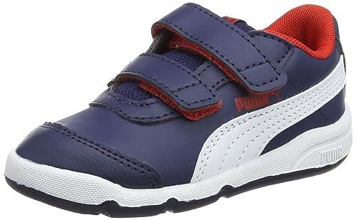 Puma Stepfleex 2 SL V Inf, Zapatillas Unisex para Niños: Amazon.es: Zapatos y complementos