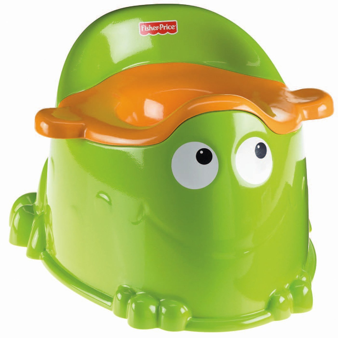 Charmant Amazon.com : Fisher Price Froggy Potty (Discontinued By Manufacturer) : Baby