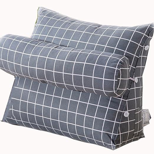 Uus Cojín Simple del sofá del triángulo con la Almohadilla ...