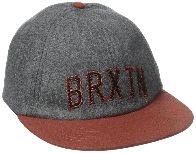 3bc223b21fc Amazon.com  Brixton Men s Hamilton Cap