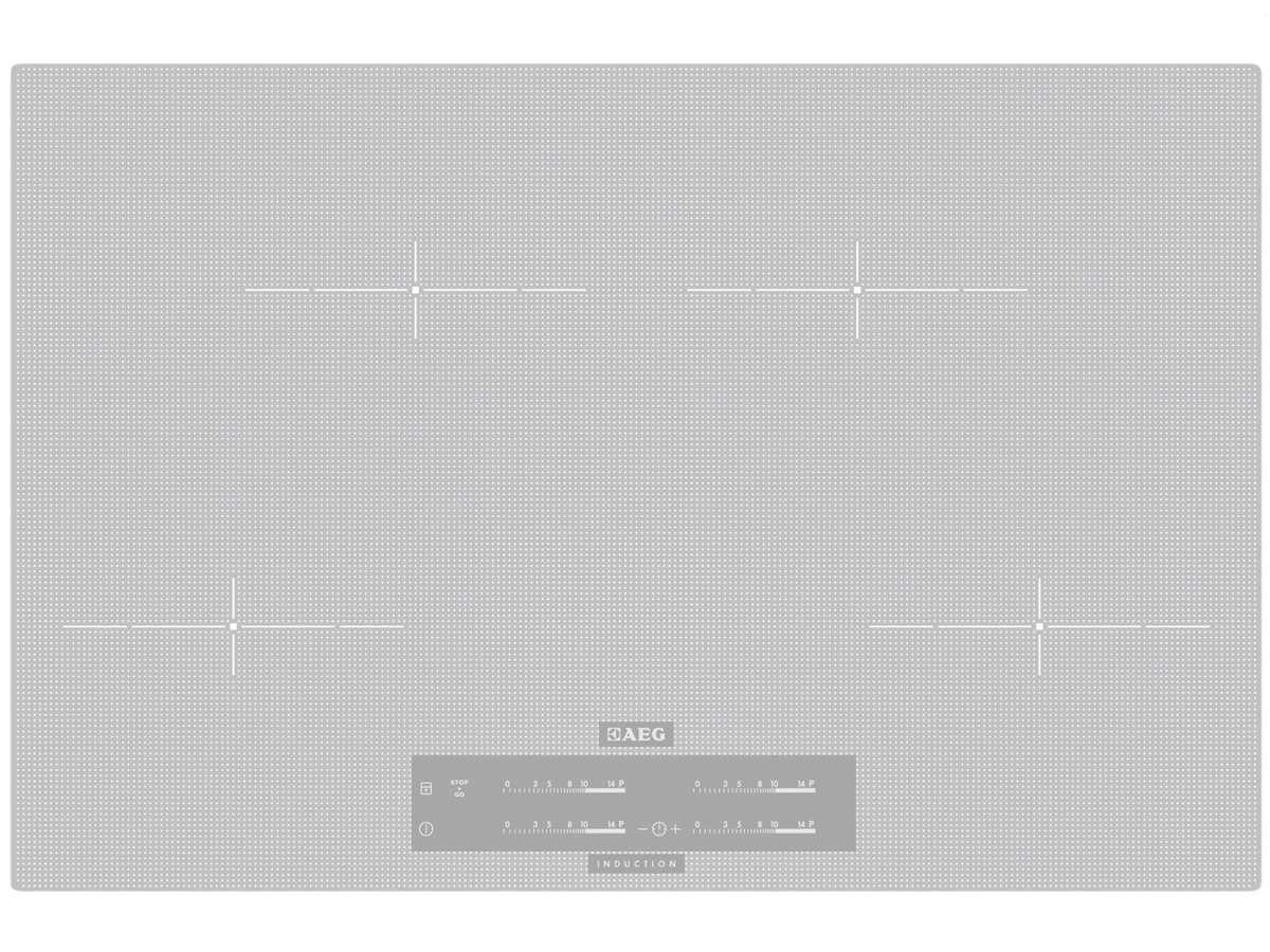 AEG hkm85440i de S Inducción vitrocerámica Koch Interfaz ...