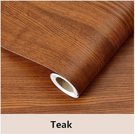 Pvc Vinyl Wood Grain Contact Paper For Kitchen Cabinets Shelf