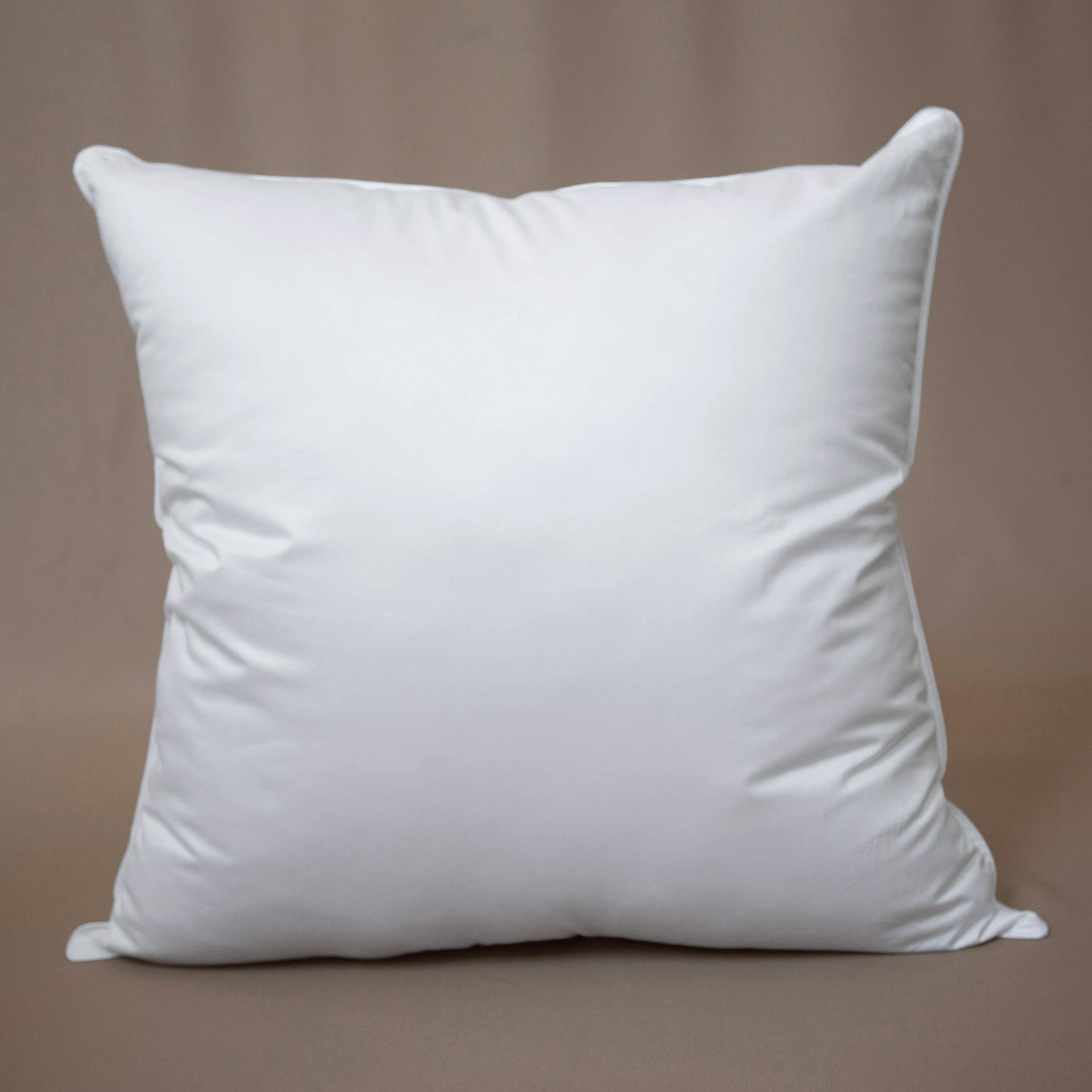 Amazon.com: Clearance Sale - Luxury Feather and Down Euro Pillow ...