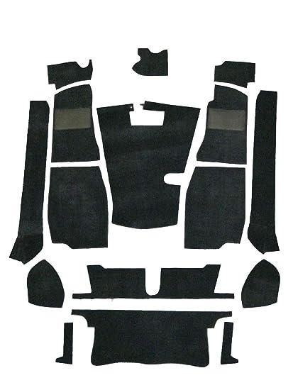 Amazon.com: MG MGB Roadster Complete Replacement Carpet Kit -Black: Automotive
