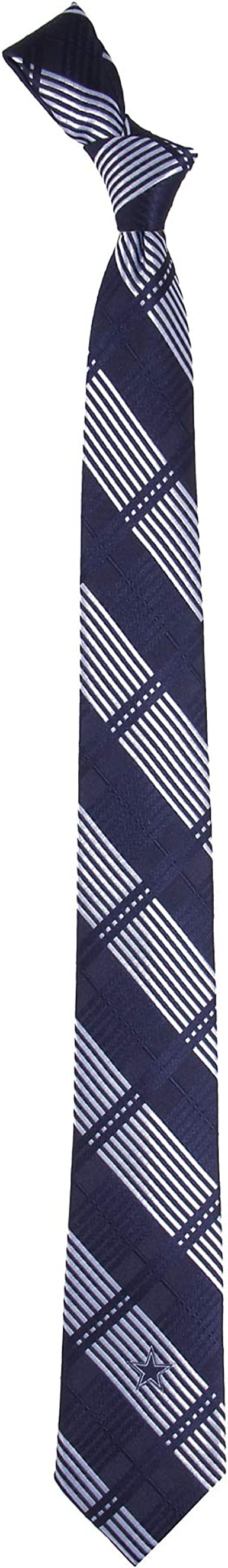 Eagles Wings NFL mens Woven Polyester Rhodes Necktie