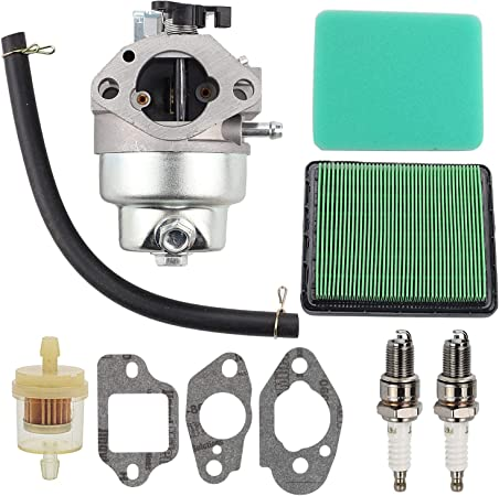 Amazon.com: Wellsking Carburador Carb para Honda GCV160 ...