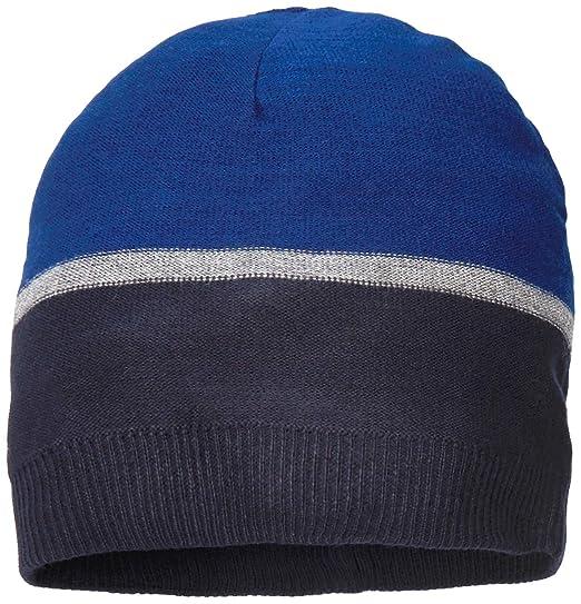 United Colors of Benetton Men s Cap (18A103JK0727G Multicolor (Blue +Grey) ST) f85c900197cf