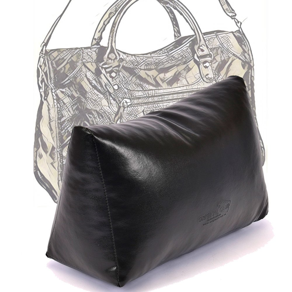 Leather Pillow Bag Shaper For Balenciaga Classic City Short Strap