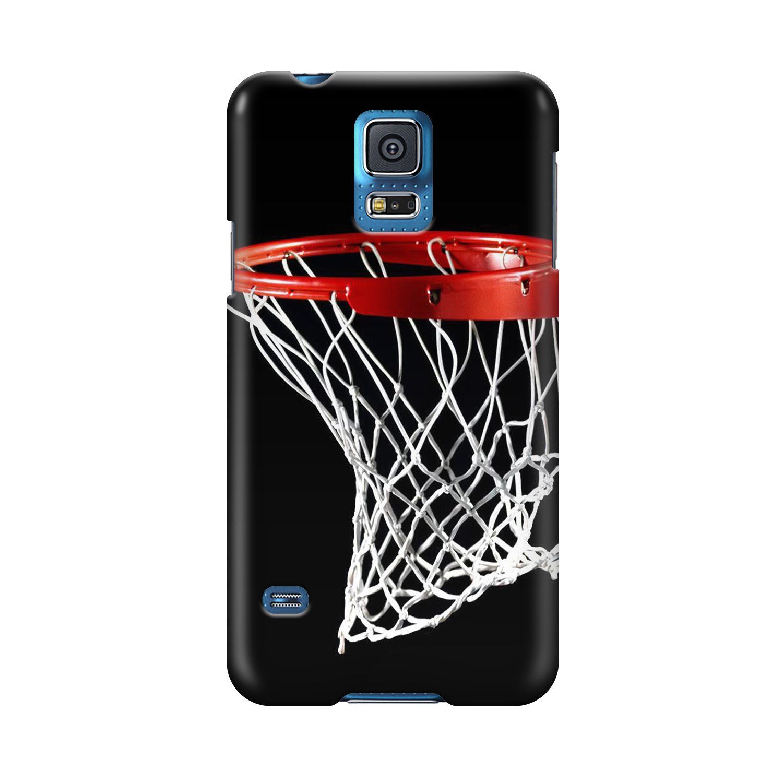 s50523 Baloncesto Anillo Glossy Carcasa Funda Case Cover for ...