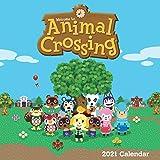 Animal Crossing 2021 Wall Calendar