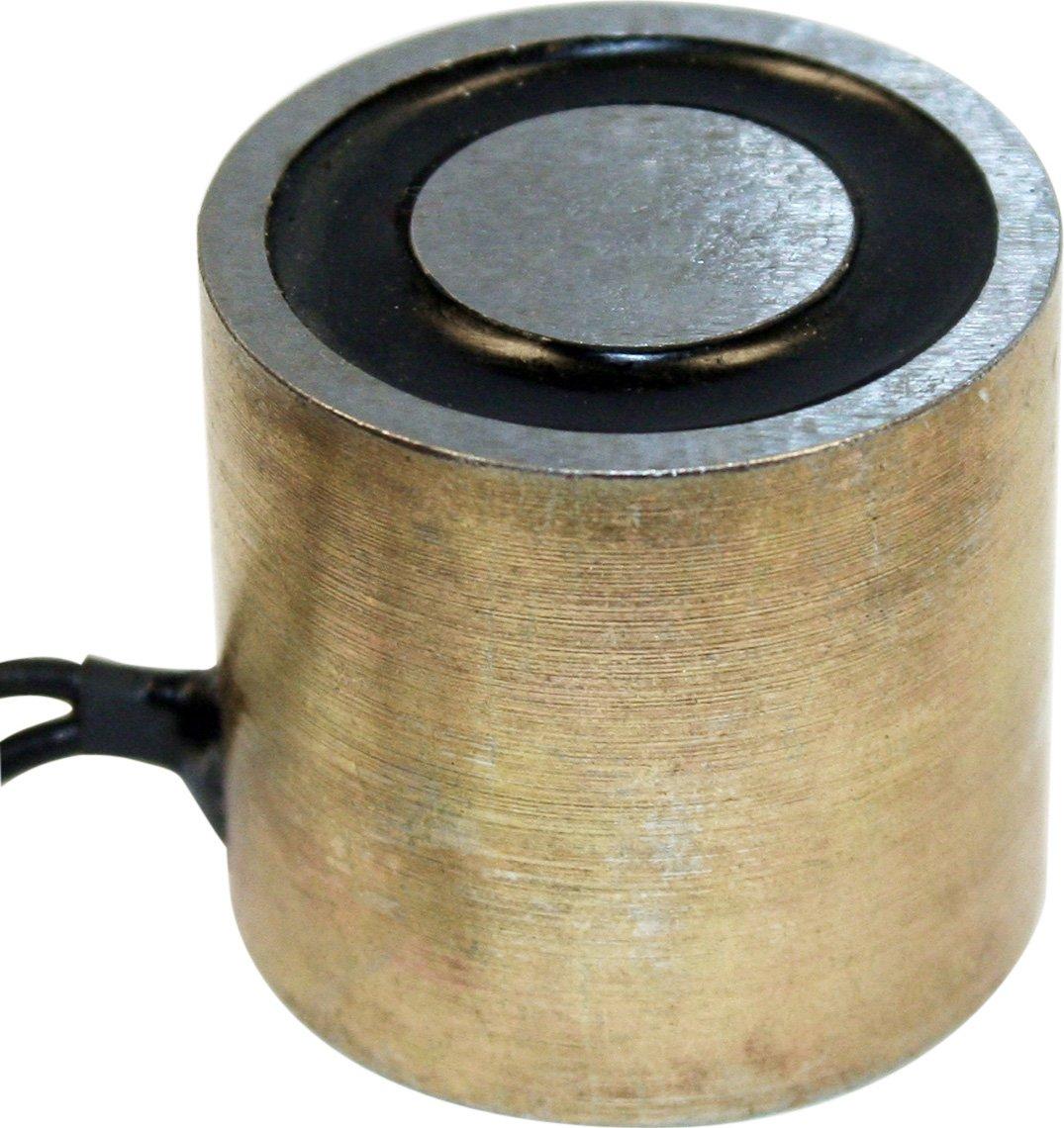 MAG-MATE ER2-303 Round Island Pole Electromagnet, 3 x 3''/25W