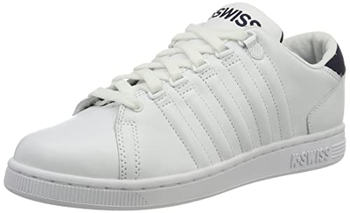 9abb7c56257c0 K-Swiss Men's Lozan III TT Trainers, White