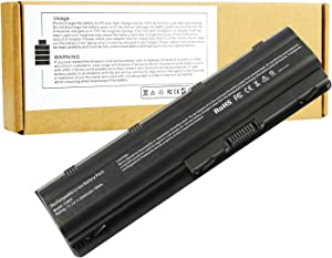 MU06 Laptop Battery for HP Spare 593553-001 Compaq Presario CQ32 CQ42 CQ43 Replacement - High Performance New