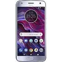 Motorola Moto X4 Factory - Teléfono desbloqueado, Versión estándar, 64GB, Azul (Sterling Blue)
