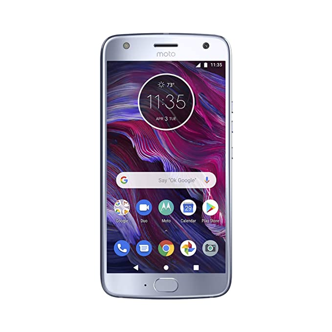Motorola Moto X4 Factory Unlocked Phone - 5 2