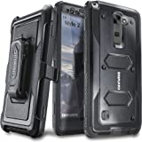 COVRWARE LG G Stylo 2 (2016) /LG G Stylo 2 Plus /LG Stylo 2 V - [Aegis Series] with Built-in [Screen Protector] Heavy Duty Full-Body Rugged Holster Armor Case [Belt Swivel Clip][Kickstand] - Black