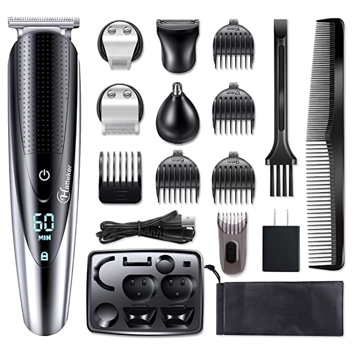Top 10 Beard Trimmer With Stand And Vacuum